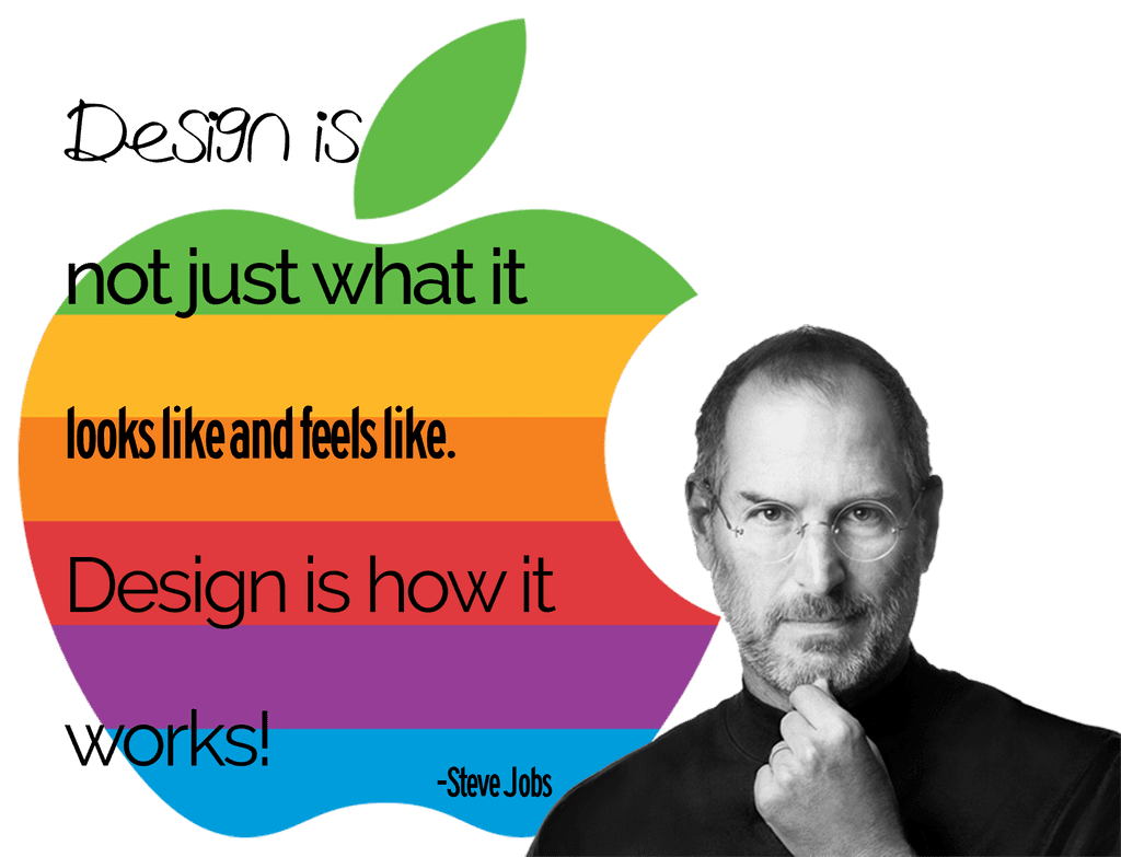 Affordable Web Solutions Steve Jobs design vs functionality